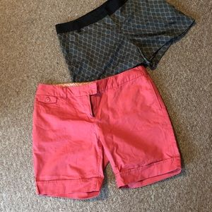 TWO Summer Shorts